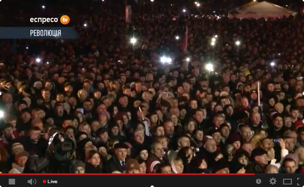 Maidan LIVE   Espreso.tv   YouTube1