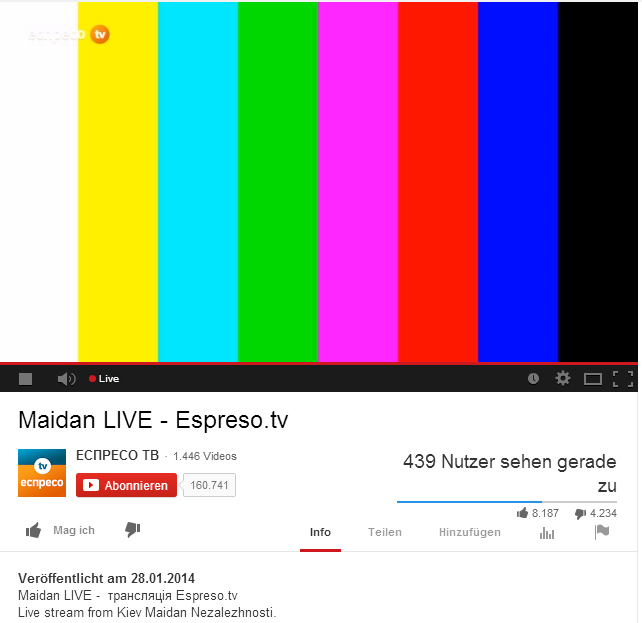 Maidan LIVE   Espreso.tv   YouTube