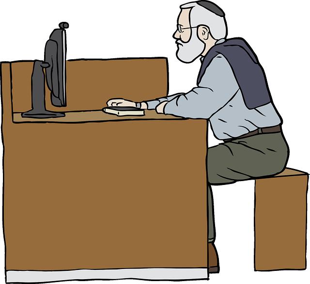 computer-desk-man-person-cartoon-pictogram-beard