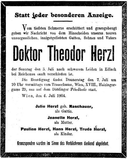 440px-Theodor_Herzl_Todesanzeige_death_notice