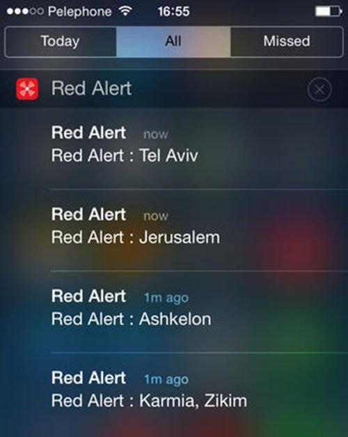 code-red-app